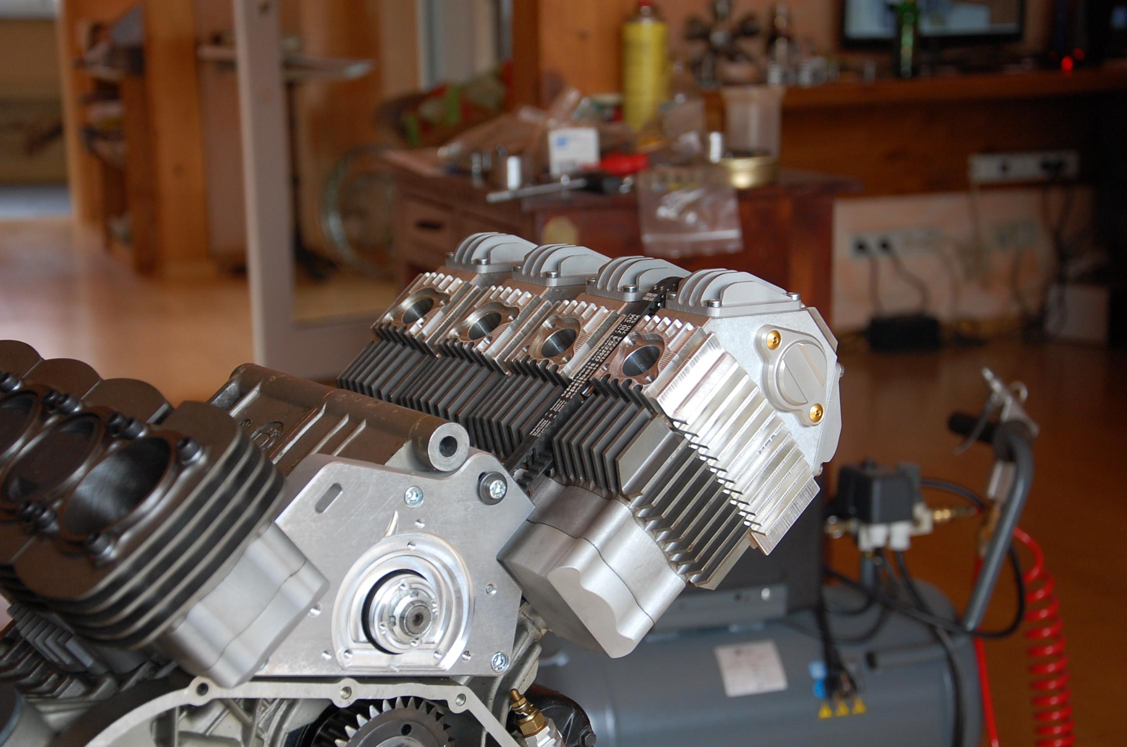 Elenore V8 868cc